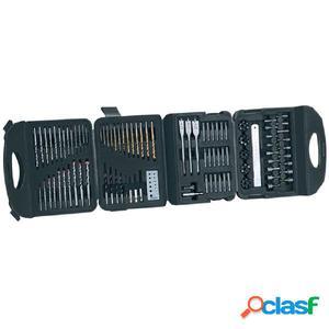 Draper Tools Set de brocas y puntas Expert 122 piezas 40471