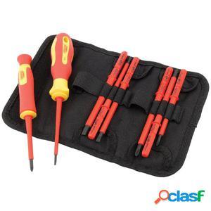 Draper Tools Set de destornilladores aislados 10 pzas 05721
