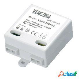 Driver LED blanco 6W para focos y apliques