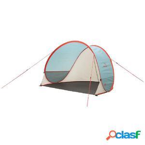 Easy Camp Tienda de campaña para playa Ocean gris y azul