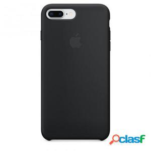 Funda iphone 8 plus / 7 plus silicone case - negro -