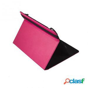 Funda universal silverht basic rosa para tablets