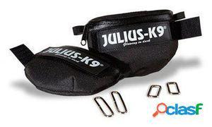Julius K9 Alforjas para arnés IDC negro Mini - T4 300 GR