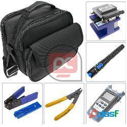 Kit de herramientas para fibra óptica de 6 piezas