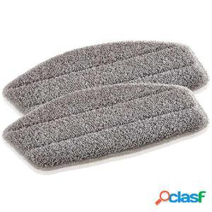 Leifheit Almohadillas de repuesto limpiador CleanTenso gris