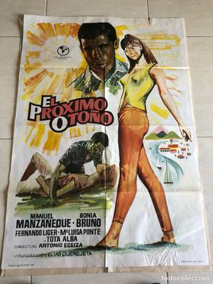 Lote 33 originales de época pósters / carteles cine