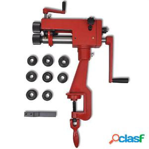Máquina portátil moldeadora de tubos