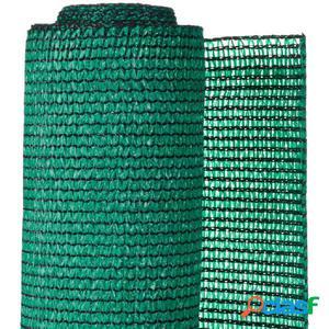 Nature Malla de tela metálica para jardín verde 1,2x5 m
