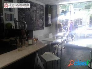 OPORTUNIDAD!!!! BAR CAFETERIA EN TRASPASO EN LA NOVA