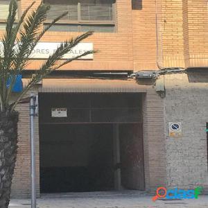 PLAZA DE GARAJE EN AVDA. BENITO PEREZ GALDOS DE ALICANTE
