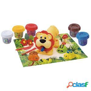 Playgo Animales de la jungla plastilina 8646