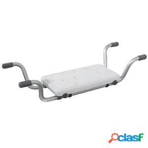 RIDDER Asiento/Taburete bañera Eco blanco A0042001