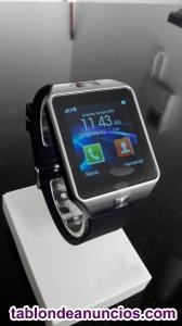 Reloj telefono movil sim smartwatch nuevo + bluetooth