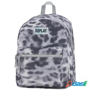 Replay Mochila Leopard gris REPL277046