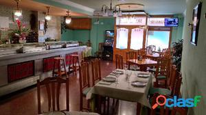 Restaurante en traspaso en la zona de Santa Rosa