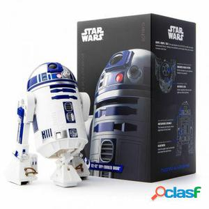 Robot electronico sphero star wars r2-d2 - leds frontales y