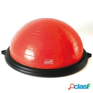 Sissel Pelota de equilibrio Fit-Dome Pro 60x25 cm naranja
