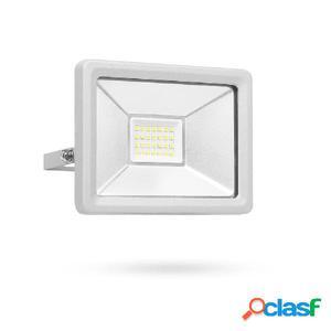 Smartwares Foco de luz LED 20 W gris FL1-DOB20