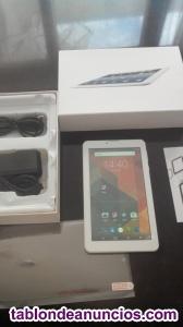 Tablet (32gb) telefono móvil con sim + garantía gps mp3