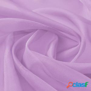 Tela de gasa 1,45x20 m lila