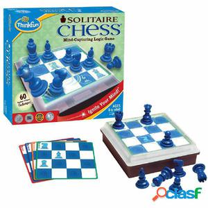 Thinkfun Juego de lógica e ingenio Solitaire Chess 543400