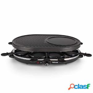 Tristar Parrilla raclette para 8 personas RA-2996 1200 W