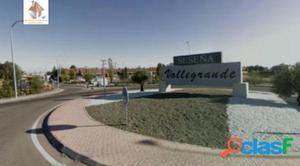 VENTA DE TERRENO URBANIZABLE DE 500 MTRS. EN VALLEGRANDE