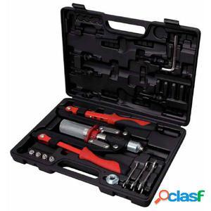 KS Tools Juego de herramienta remachadora universal 11