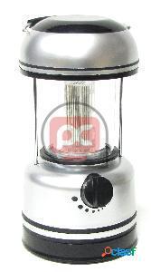 Linterna de camping led 10w con colgador y powerbank 4000