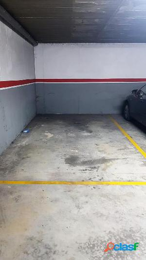 VENTA PLAZA DE PARKING EN IGUALADA ZONA ANTIC ESCORXADOR