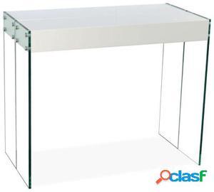 Wellindal Mesa De Comedor Extensible Adara 50 200 Cristal