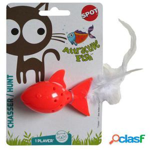 Agrobiothers Catnip Power Fish Cat Toy 3x36 GR