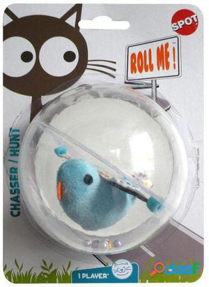 Agrobiothers Rolling Bird Cat Toy 200 GR