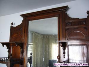 Dormitorio siglo xix