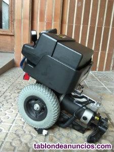 Motor para silla de ruedas con marcha atrás