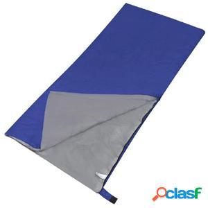 Saco de dormir rectangular ligero para una persona