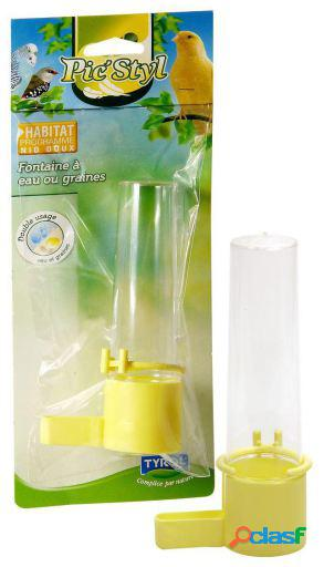 Tyrol Water Fountain Double Usage 120 GR