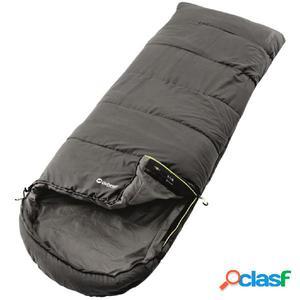 Outwell Saco de dormir Campion 215x80 cm gris 230092
