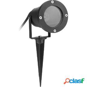 Smartwares Foco de jardín 28 W negro GSW-001-HB
