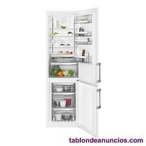 Vendo frigorífico combi aeg