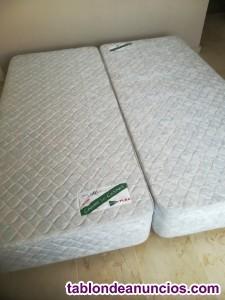 Venta de colchón + canape, 1,60