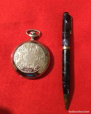Antiguo reloj de bolsillo no funciona