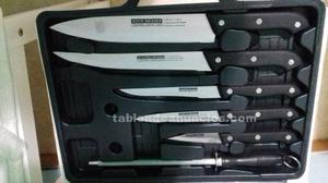 Colección de cuchillos