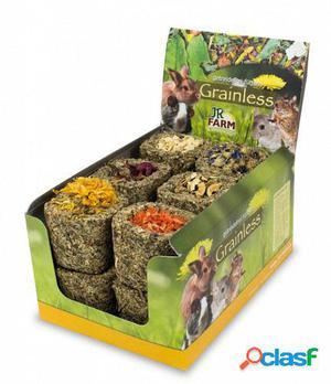 Jr Farm Jr Grainless Snack Mix Cuenco Display 75 GR
