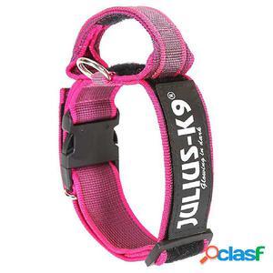 Julius K9 Collar para perro 40 mm 38-53 cm rosa