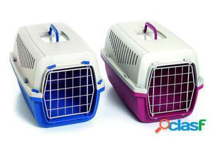 Karlie Flamingo Transportin skipper i gatos y cachorross