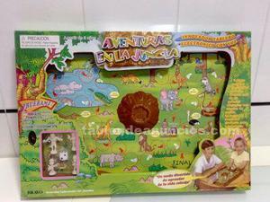 Se vende el juego aventuras en la jungla