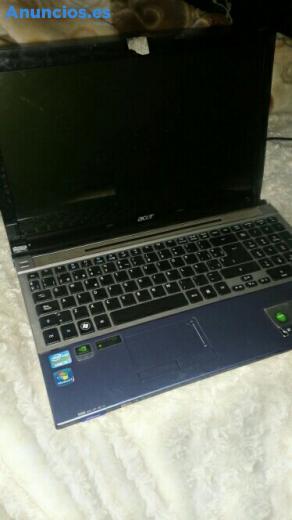 Acer I5 Con Ssd De 120