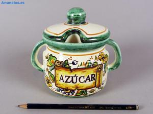 Azucarero De CeráMica
