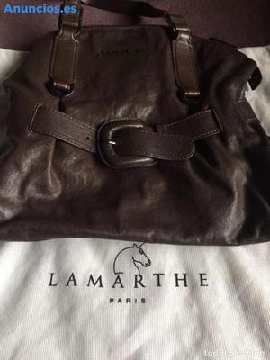 Bolso LAMARTHE Piel MarróN